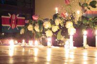 Nairobi candle vigil LGBT