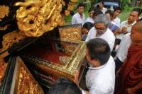 Myanmar funeral